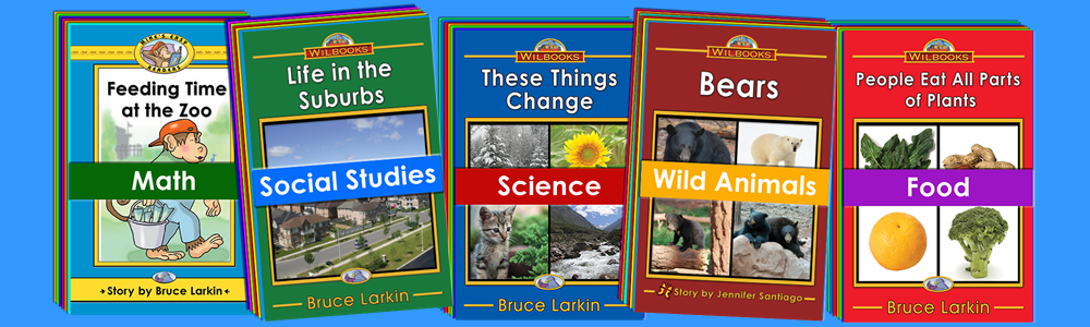 Free Online Books Second Grade: Wilbooks.com
