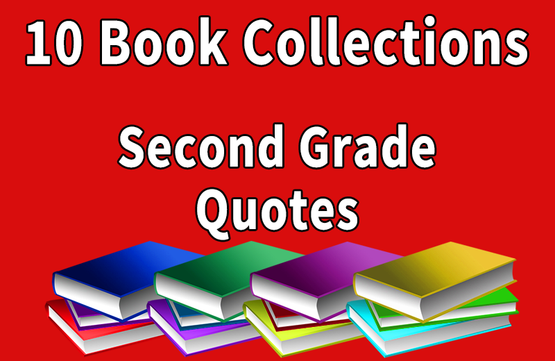 Pre K Quotes Inspiration Second Grade Quotes Collection Wilbooks Offers Inexpensive