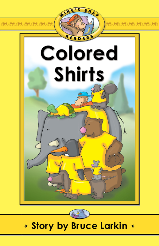 Colored Shirts Wilbooks Offers Inexpensive Reading Books For Prek