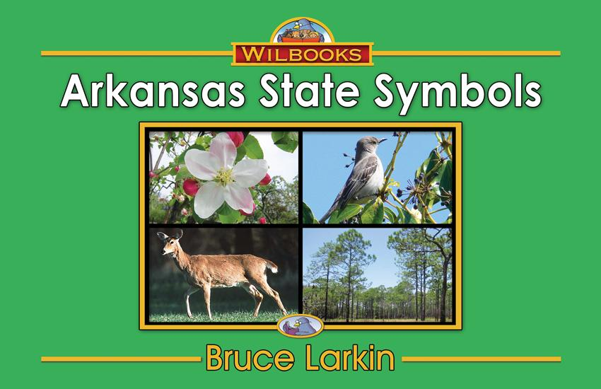 Arkansas State Symbols First Grade Book Wilbooks