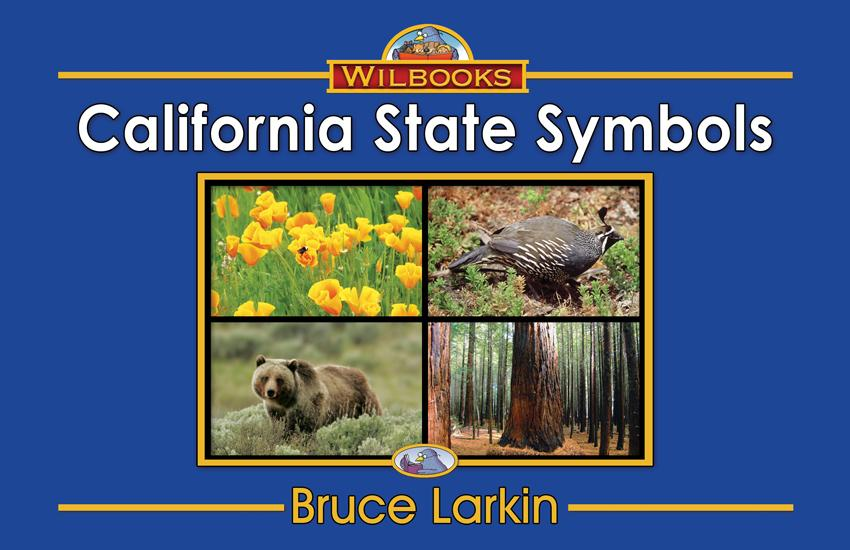 California State Symbols First Grade Book Wilbooks