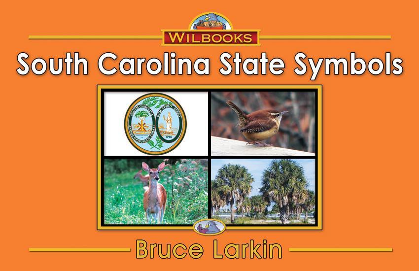 South Carolina State Symbols First Grade Book Wilbooks