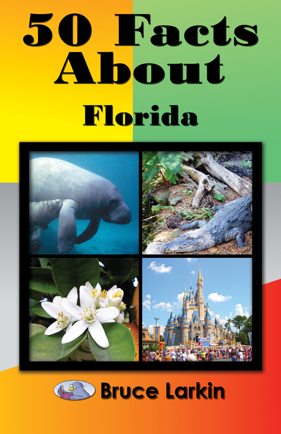50 Facts About Florida (Second Grade Book) - Wilbooks