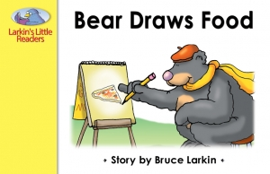 Bear Draws Food