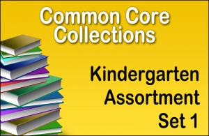 CC-Kindergarten Common Core Collection Set 1