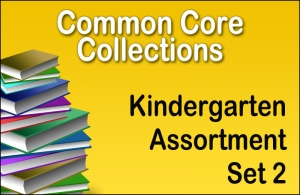 CC-Kindergarten Common Core Collection Set 2