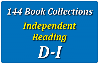 144B-First Grade Independent Reading Collection D-H