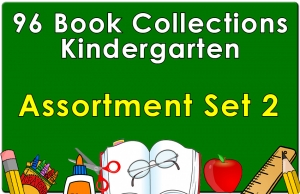 96B-Kindergarten Assortment Set 2