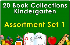 20B-Kindergarten Collection Assortment Set 1
