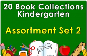 20B-Kindergarten Collection Assortment Set 2