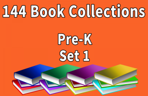 144B-Pre-K Book Collection Set 1