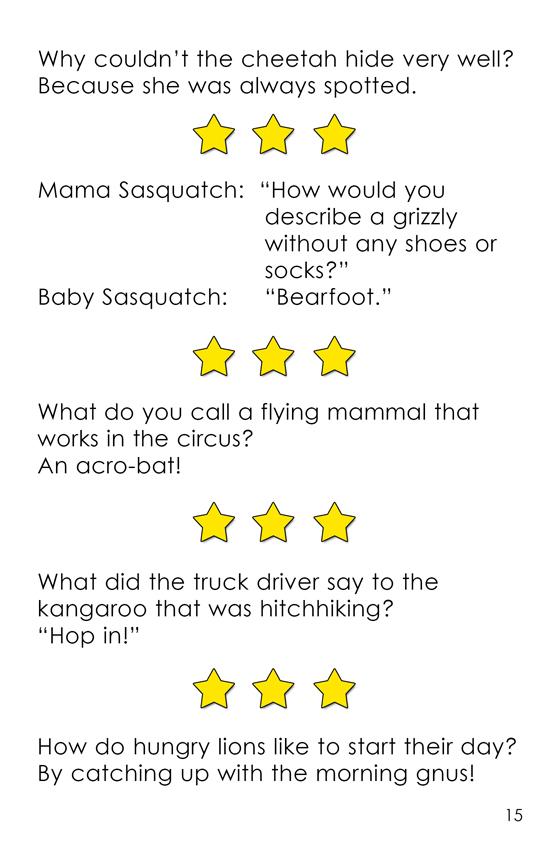 Awesome Animal Jokes, Vol  2