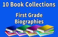 First Grade Biographies Collection