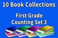 First Grade Counting Collection Set 3
