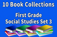 First Grade Social Studies Collection Set 3
