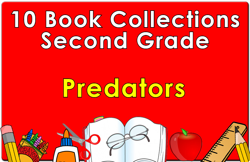 Second Grade Predators Collection