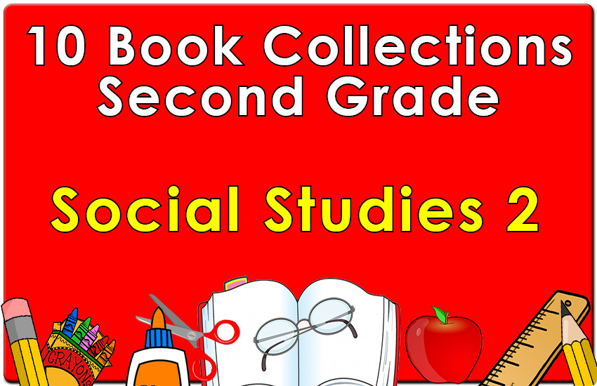 Second Grade Social Studies Collection Set 2