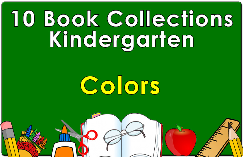 Kindergarten Colors Collection Set 1