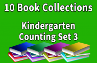Kindergarten Counting Collection Set 3