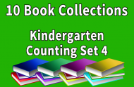 Kindergarten Counting Collection Set 4