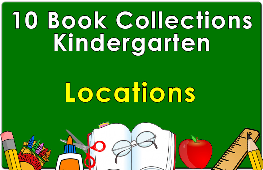 Kindergarten Locations Collection