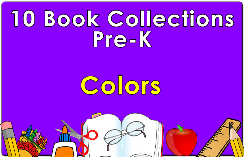 Pre-K Colors Collection
