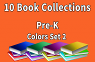 Pre-K Colors Collection Set 2