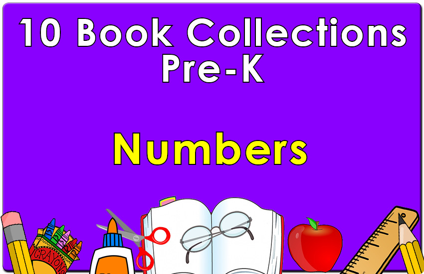Pre-K Numbers Collection