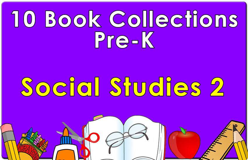 Pre-K Social Studies Collection Set 2