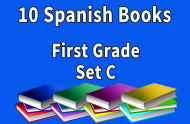 10B-SPANISH Collection First Grade Set C