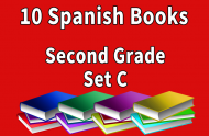10B-SPANISH Collection Second Grade Set C