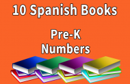 10B-SPANISH Collection Pre-K Numbers