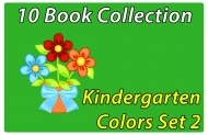 Kindergarten Colors Collection Set 2