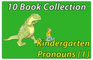Kindergarten Pronouns (I) Collection