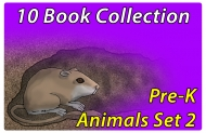 Pre-K Animals Collection Set 2