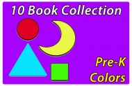 Pre-K Colors Collection Set 1