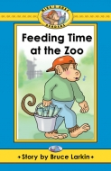Feeding Time at the Zoo -(Digital Download)