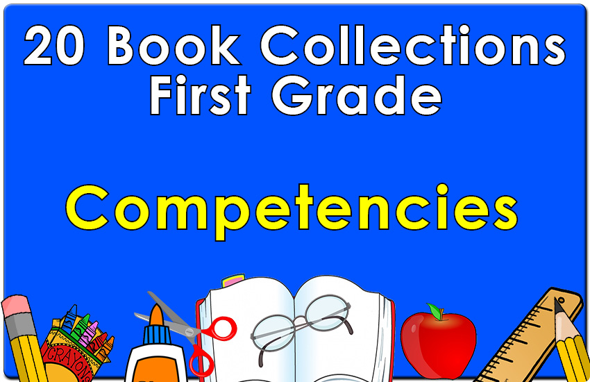 First Grade  Competencies Collection