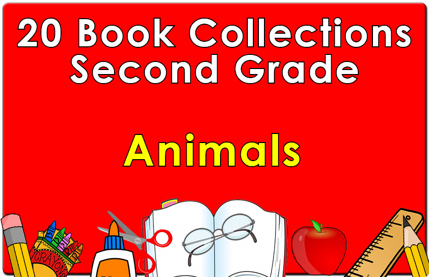 Second Grade  Animals Collection