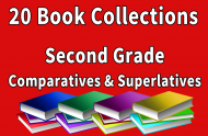 Second Grade  Comparatives and Superlatives Collection
