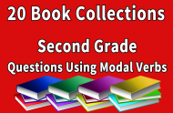 Second Grade  Questions Using Modal Verbs Collection