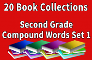 Second Grade Compound Words Collection Set 1
