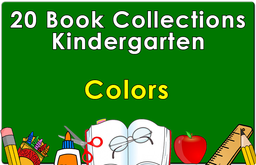 Kindergarten Colors