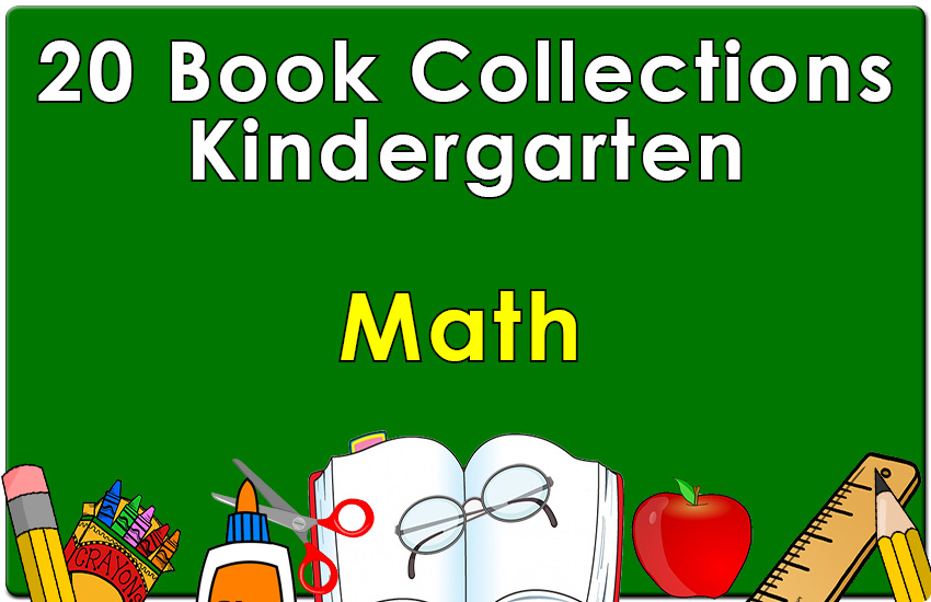 Kindergarten Math Collection set 1