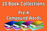 Pre-K  Compound Words Collection
