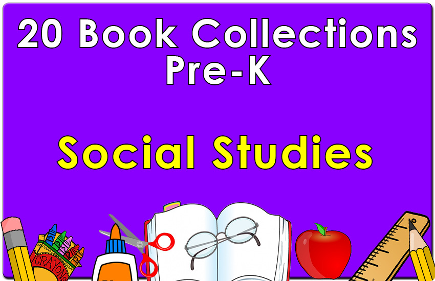 Pre-K Social Studies Collection