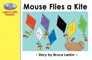 Mouse Flies a Kite