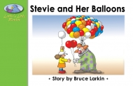 Stevie and Her Balloons