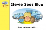 Stevie Sees Blue