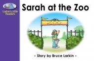 Sarah at the Zoo